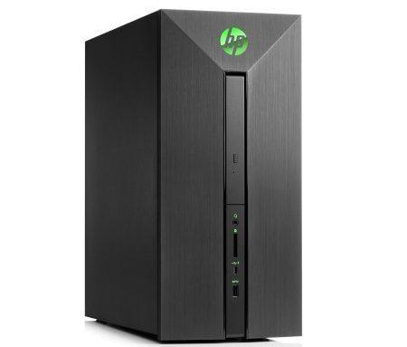 HP Pavilion Vitality 580-023w Gaming Tower, Intel Core i5-7400, NVIDIA GTX 1060 3GB Graphics, eight GB Memory, 1TB Hard Power, Windows 10