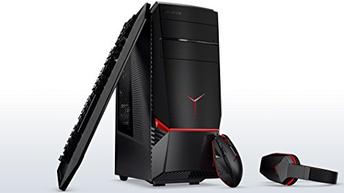 Flagship Lenovo IdeaCentre Y900 VR Ready Gaming Desktop, Intel Quad-Core i7-6700K up to four.2GHz, 8GB NVIDIA GeForce GTX 1070, 16GB DDR4, 1TB 7200rpm HDD + 128GB SSD, DVDRW, 802.11ac, Bluetooth, Salvage 10