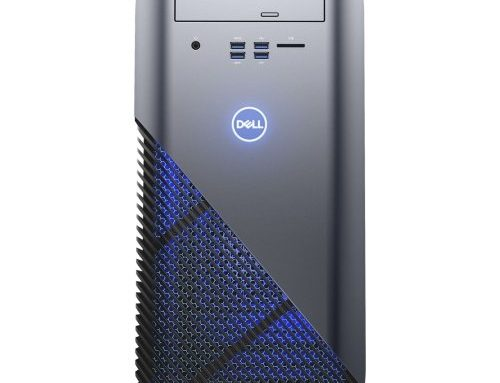 Dell Inspiron Gaming Desktop i5675 AMD Ryzen(TM) 3 1200 Processor, 8GB DDR4 2400MHz, 1TB 7200 rpm SATA HDD, AMD Radeon (TM) RX 560 with 2GB GDDR5 Graphics Reminiscence, Home windows 10 Home (64bit), Recon Blue