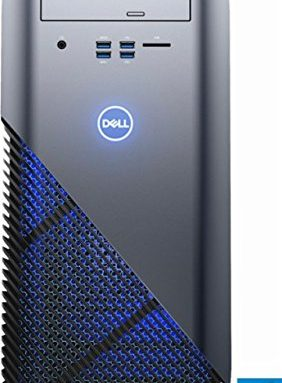 Most up to the moment Dell Inspiron 5000 Flagship Excessive Performance Gaming Desktop | AMD Ryzen 5 1400 Quad-Core | AMD Radeon RX 570 | 8GB RAM | 1TB HDD | DVD +/-RW | Windows 10 | USB Keyboard&Mouse