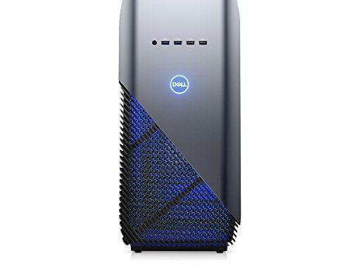 Dell Inspiron Gaming Desktop 5680 – Intel Core i7-8700 – 16GB Memory – 128GB SSD+2TB SATA HDD – NVIDIA GTX 1060, Recon Blue – i5675-7813BLU-PUS