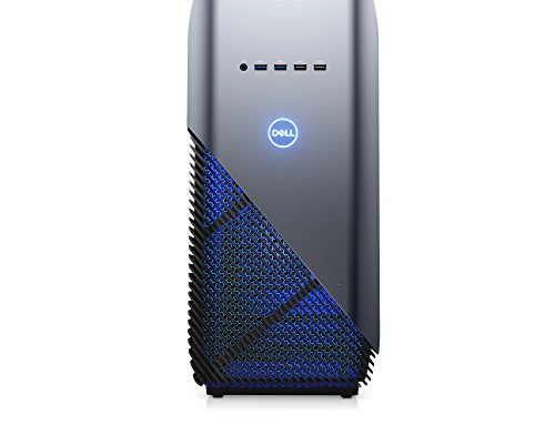 Dell i5675-7806BLU-PUS Inspiron Gaming PC Desktop 5680, Intel Core i7-8700, 8GB DDR4 Reminiscence, 128GB SSD+1TB SATA HDD, NVIDIA GeForce GTX 1060, Recon Blue, Dwelling windows 10 sixty four-bit