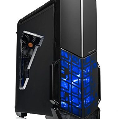[Ryzen & GTX 1050 Ti Edition] SkyTech Shadow Gaming Computer Desktop PC Ryzen 1200 three.1GHz Quad-Core, GTX 1050 Ti 4GB, 8GB DDR4 2400, 1TB HDD, 24X DVD, Wi-Fi USB, Windows 10 Home sixty 4-bit