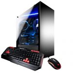 iBUYPOWER Enthusiast Gaming Desktop PC AMD FX-6300 Three.5Ghz, Geforce GT 710 1GB, 8GB DDR3 RAM, 120GB SSD, Gain 10 Home, ARC 031A