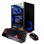 iBUYPOWER Elite Gaming PC Desktop AMD Ryzen 7 1800X three.6GHz, AMD Radeon RX 580 4GB Graphics, 16GB DDR4 RAM, 1TB HDD, 120GB SSD, Ranking 10 Home Sixty Four-bit, View21 035A