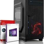 Shinobee SSD Ultra eight-Core Gaming PC/Multimedia Desktop Computer – FX 8300 eight x four.20 GHz – GeForce GT 710 2GB Graphics Card – 16GB DDR3-128 GB SSD – 1TB HDD – Windows10 Pro – CD/DVD±RW- WiFi #5990