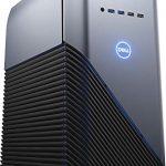 Dell Inspiron Gaming PC Desktop AMD Ryzen 7 2700 Processor, 16GB DRAM, 1TB HDD, AMD Radeon RX 580 4GB GDDR5 Graphics Card, Windows 10 sixty Four-bit, Blue LED, Model Quantity: i5676-A696Blu