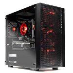 SkyTech Blaze – Gaming Pc PC Desktop – Ryzen 5 1600 6-Core three.2 GHz, NVIDIA GeForce GTX 1050 Ti 4GB, 1TB HDD, 8GB DDR4, AC WiFi, Windows 10 Home Sixty four-bit (8GB Version)