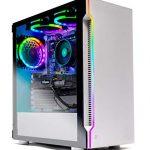 Skytech Archangel Gaming Computer PC Desktop – RYZEN 5 2600X 6-Core three.6 GHz, GTX 1660 6G, 500GB SSD, 16GB DDR4 3000MHz, RGB Followers, Windows 10 Dwelling
