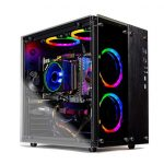 SkyTech Legacy II – Gaming Computer PC Desktop – Ryzen 7 2700 eight-Core three.2 GHz, NVIDIA GeForce RTX 2070 Expansive 8GB, 1TB SSD, 16GB DDR4, AC WiFi, Windows 10 Home sixty four-bit
