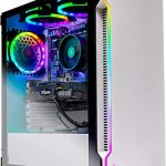 Skytech Archangel Gaming Computer PC Desktop – Ryzen 5 3600 three.6GHz, RTX 2060 Obliging 8G, 500GB SSD, 16GB DDR4 3000MHz, RGB Followers, House windows 10 House sixty four-bit, 802.11AC Wi-Fi